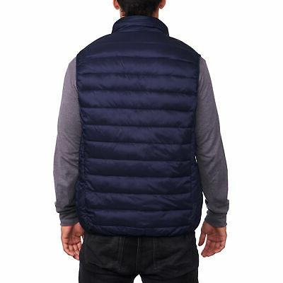 Alpine Swiss Mens Alternative Vest Lightweight Packable