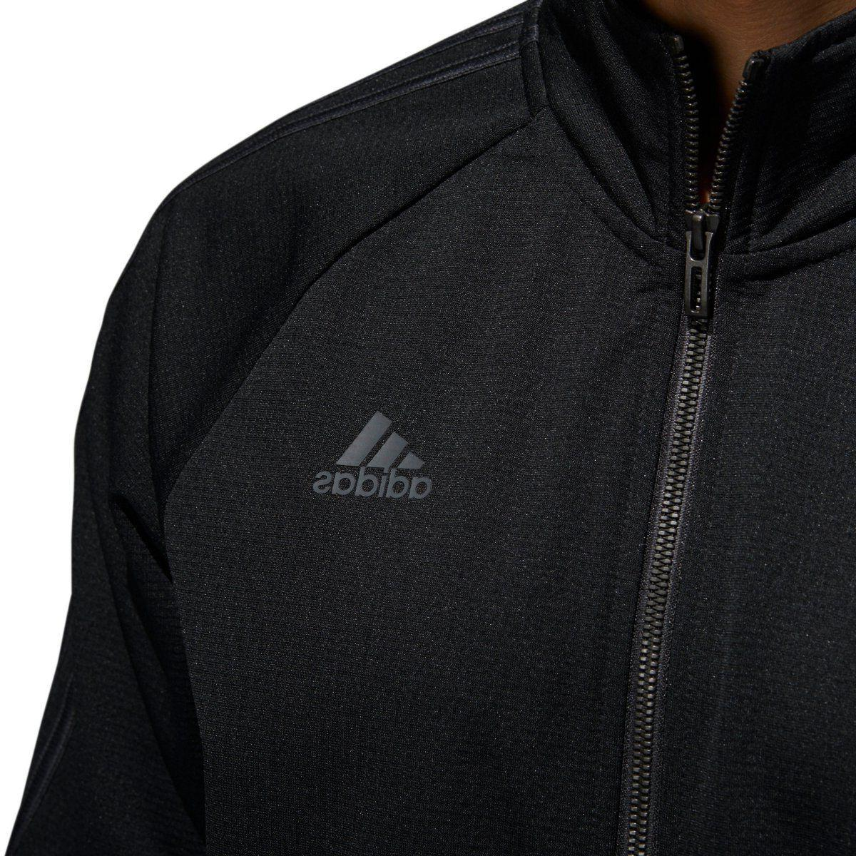 Mens Essential Jacket Long Sleeve