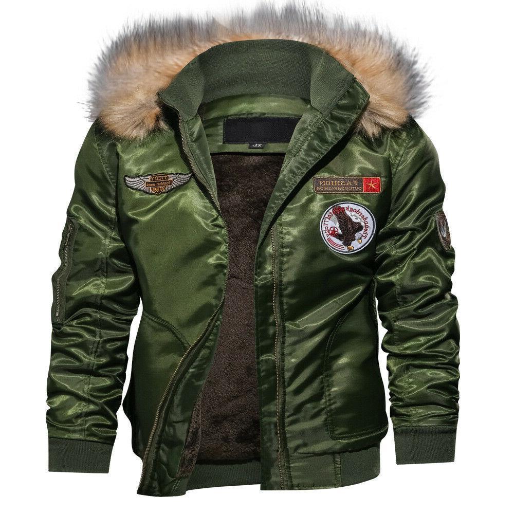 TACVASEN Mens Winter Airborne