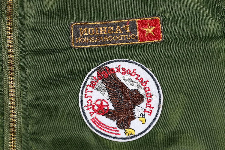 TACVASEN Fleece Lining Winter Airborne Jackets