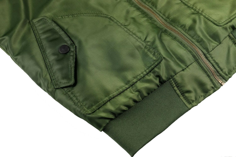 TACVASEN Winter Jacket Coats Airborne