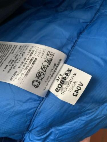 Outdoor Floodlight Belay Jacket 800 Down Hooded