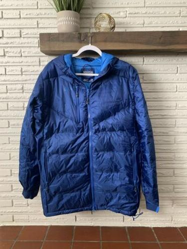 mens floodlight belay jacket 800 goose down