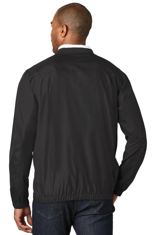Mens Golf Zephyr V-Neck Golf Jacket J342