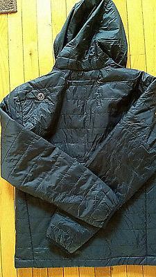 Coat Size New ski Black