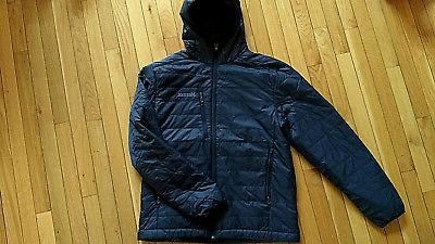 mens insulated jacket coat size l large