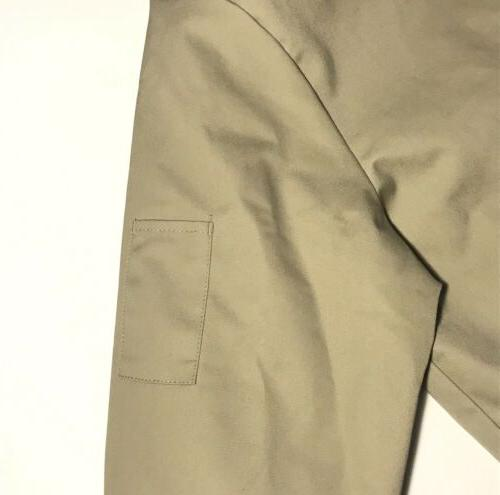 Dickies Mens Eisenhower Jacket Style #TJ15 Khaki