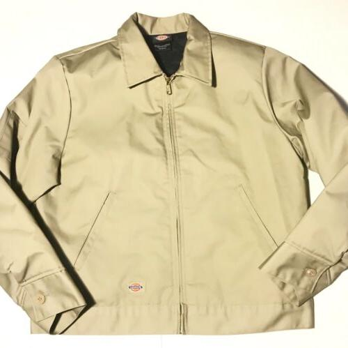 mens insulated lined eisenhower jacket style tj15