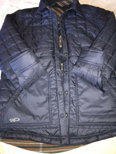 Outdoor Reversible jacket Sz - New