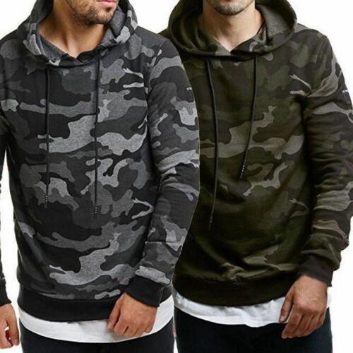 mens military coat fashion sweater tops jacket