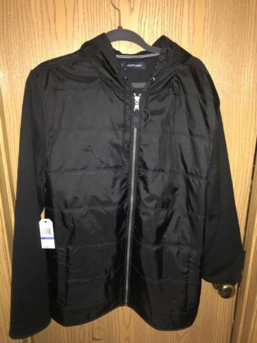 mens quilted style jacket xl