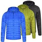 Mens Quilted Thermoball Jacket Insulated Light Warm Trekking