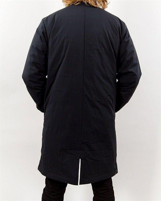Men's Size Medium Air Varsity Parka Black