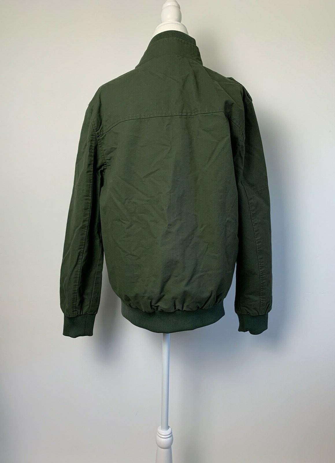 Chouyatou XL Jacket Army Full NWT