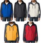 Zeroxposur Mens Ski Jacket Midweight Colorblock Hooded size
