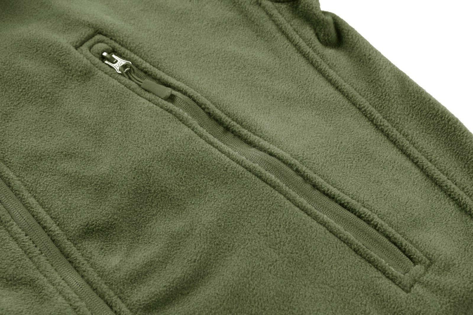 Fleece Mens Jackets