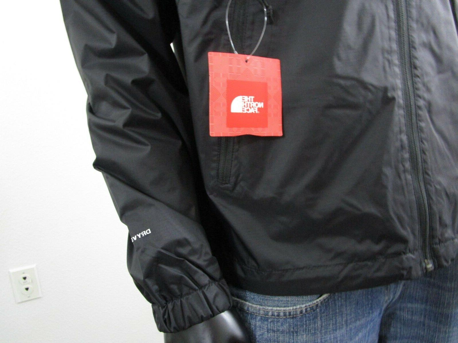 Mens North Face Boreal Dryvent Hooded - Black