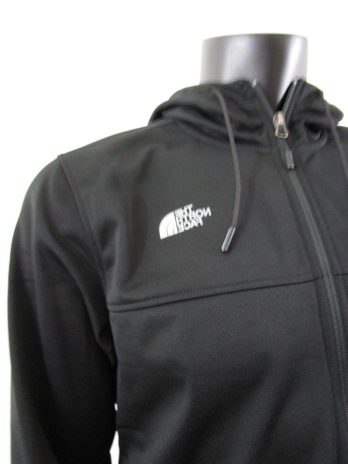 Mens TNF Face Cinder 100 Hoodie Tenacious Fleece Jacket