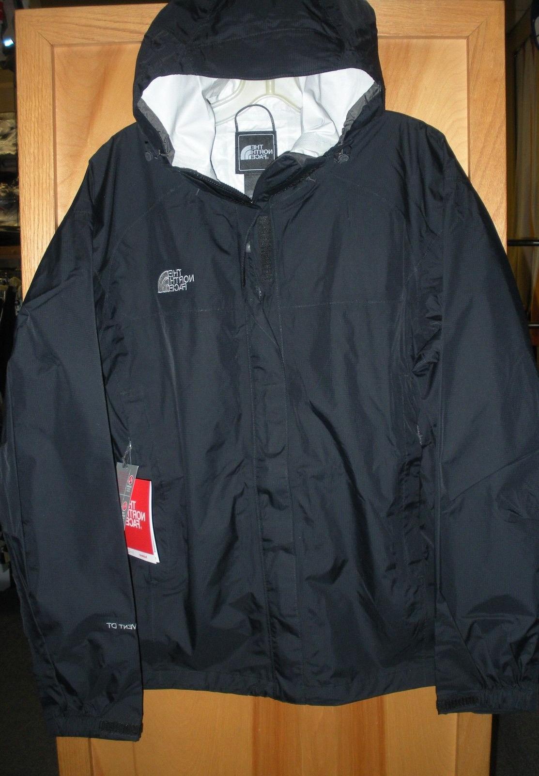 mens venture 2 waterproof jacket a8ar black
