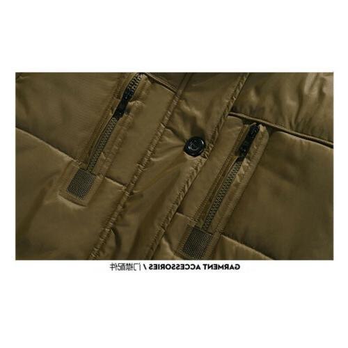 Mens Jackets Hoods Fit Coats Tall