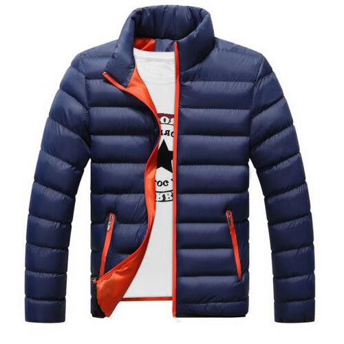 US Men's Duck Down Stand Ultralight Coat