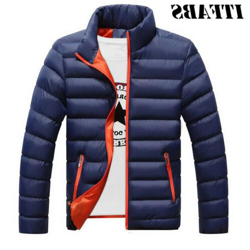 US Men's Down Ultralight Outerwear Puffer