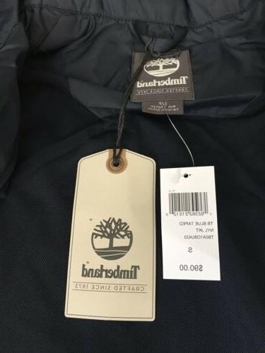 Timberland Men's Nylon Jacket Windbreaker Golf Navy S $90