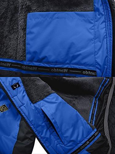 Wantdo Ski Jacket Windproof Jacket
