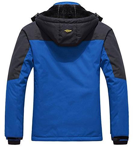 Wantdo Ski Jacket Windproof Rain Jacket
