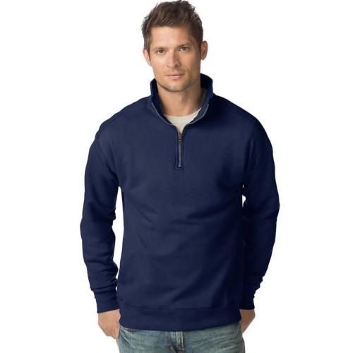 n290 mens nano premium lightweight quarter zip