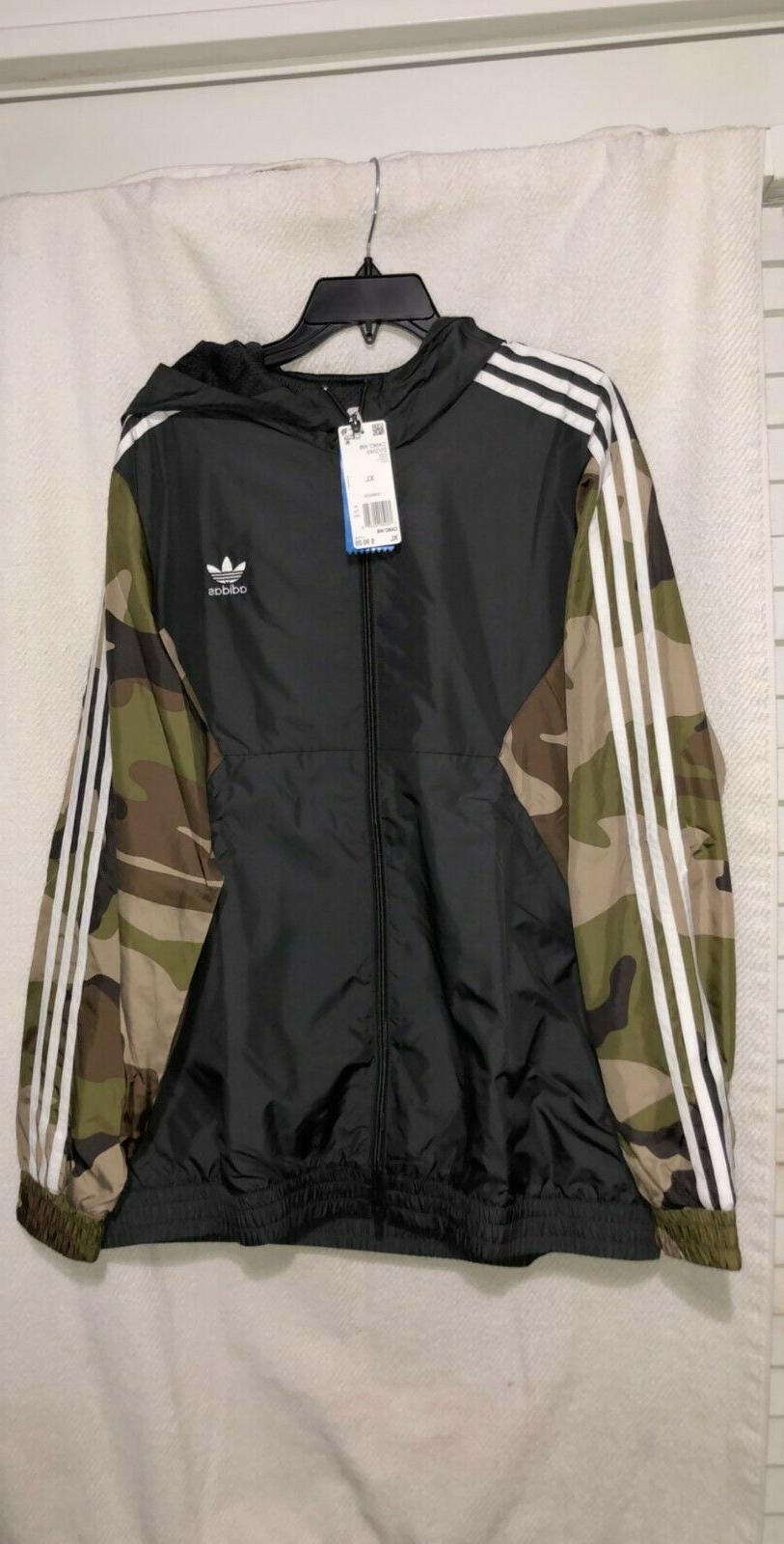 new adidas men s xl black jacket