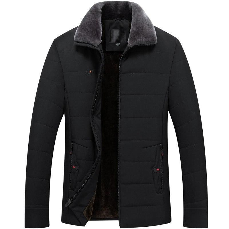 New cotton <font><b>jacket</b></font>, velvet coat, business color fur <font><b>jacket</b></font>