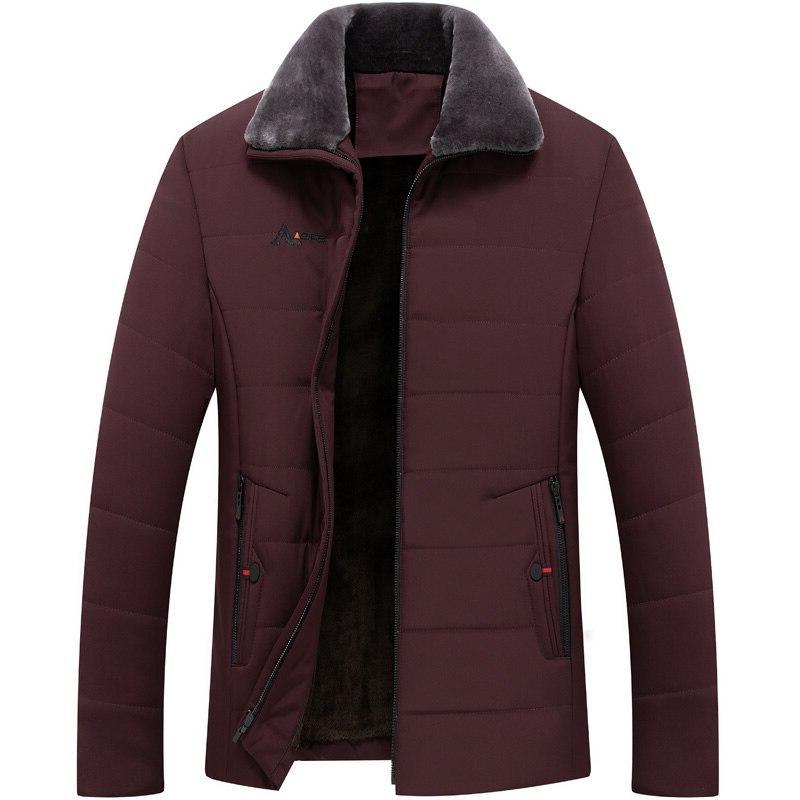 cotton <font><b>jacket</b></font>, plus velvet warm coat, color short fur <font><b>jacket</b></font>