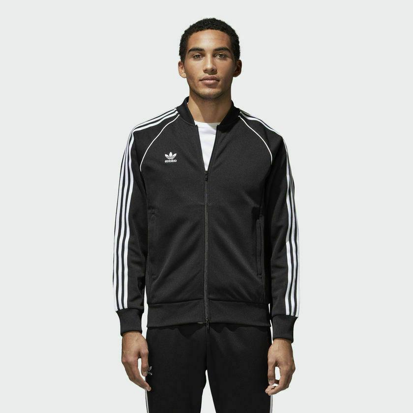 new men originals superstar track jacket cw1256