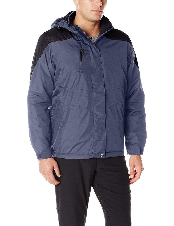 NEW Arctix Men's Gotham Insulated Jacket, Winter Jacket, Cha