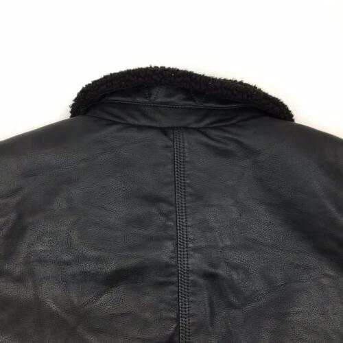NEW Leather Black