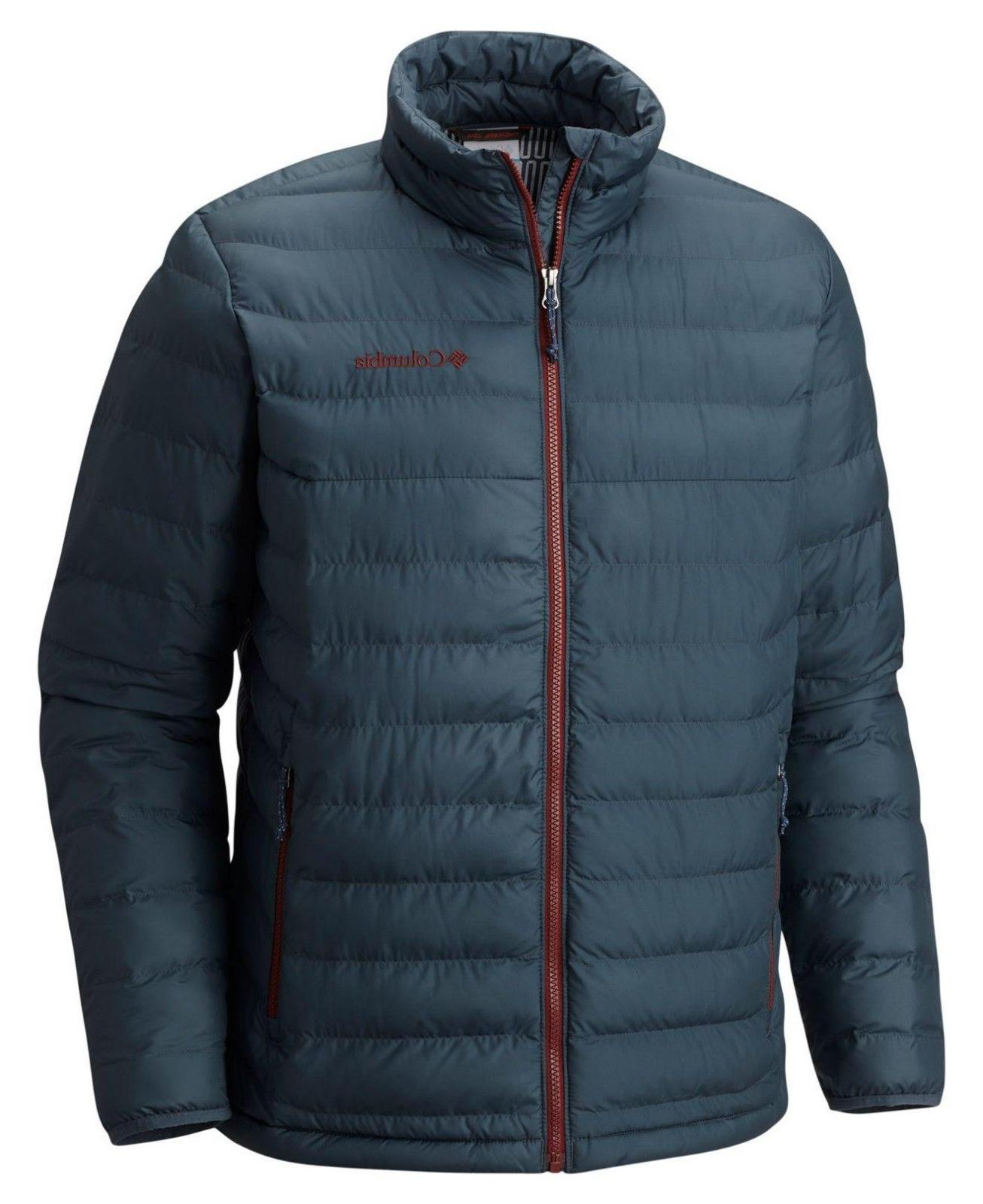 *NEW* Columbia Trail Thermal Jacket