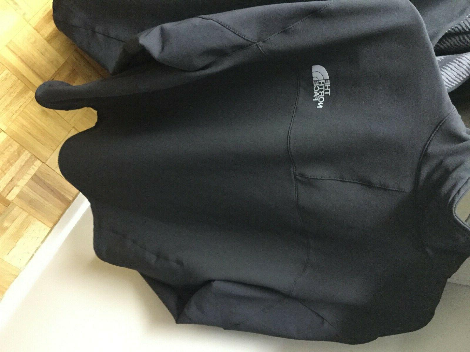 Men's Tech Soft Shell Black XL