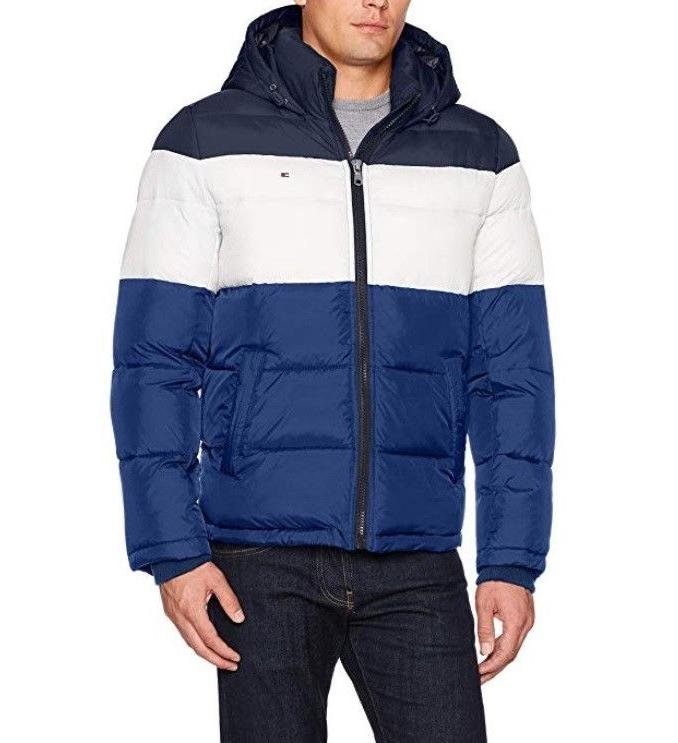 New Tommy Men's Ultra Hooded