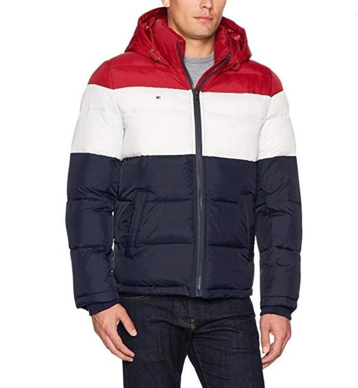 New Tommy Hilfiger Ultra Insulated Hooded
