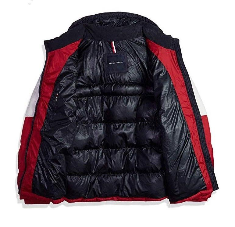 New Tommy Hilfiger Ultra Insulated Classic Hooded