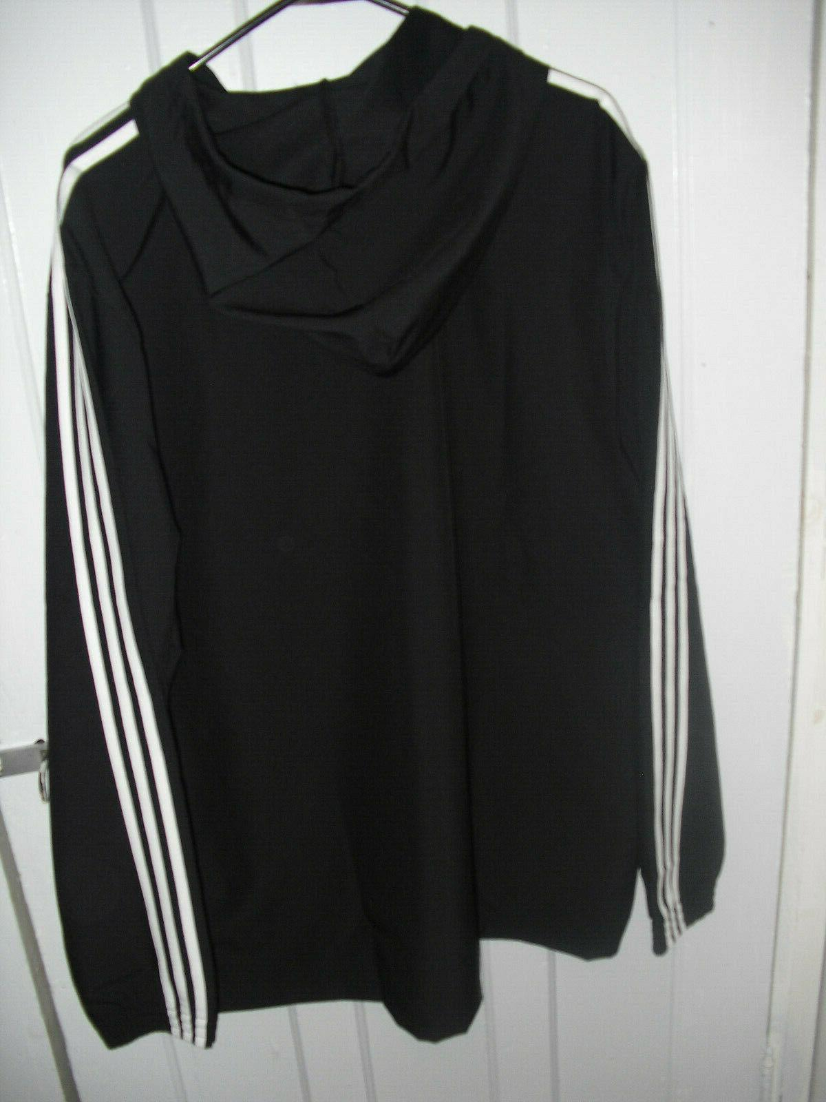 NEW Wind Jacket 3 Black/White NWT $65