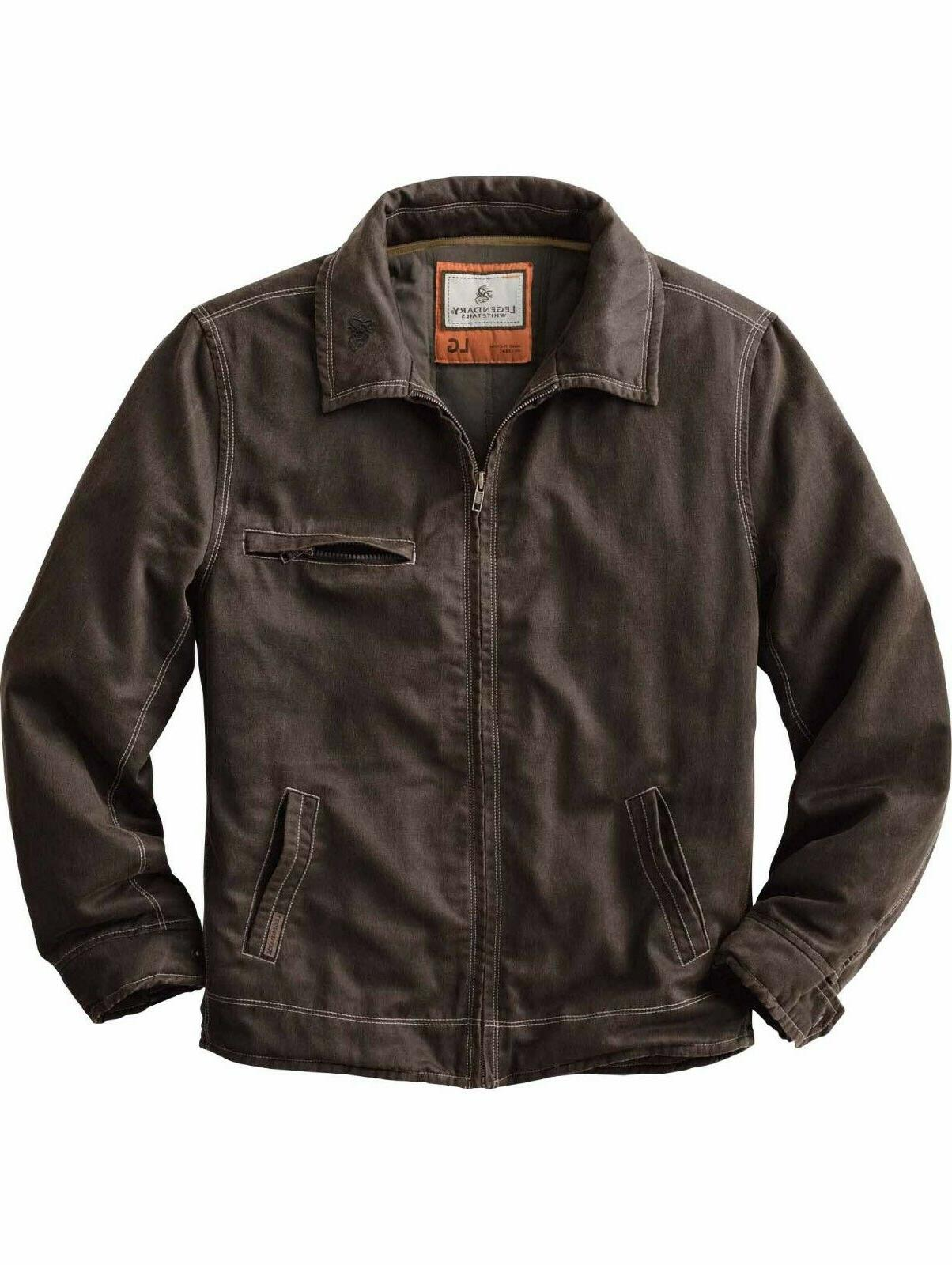 NEW! Legendary Rugged Full Zip Jacket - VARIETY
