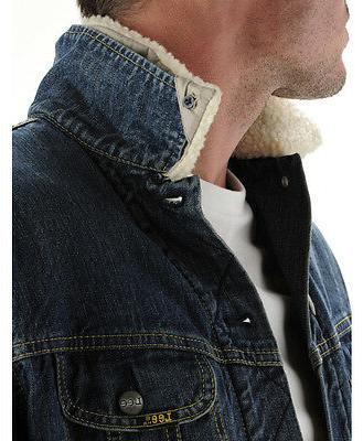 New SHERPA DENIM Sizes M, L, XL. Two Colors Available