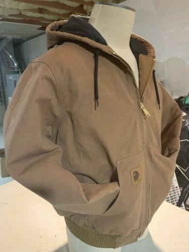 New jacket Hoodie Duck Size / Large Regular