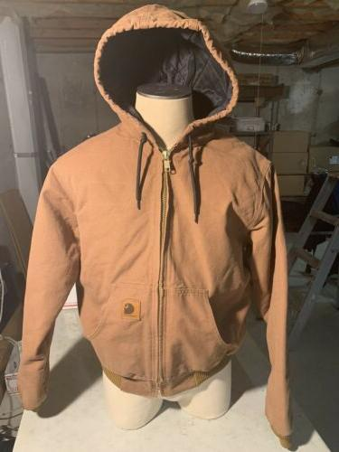 Hoodie Brown Size / Regular