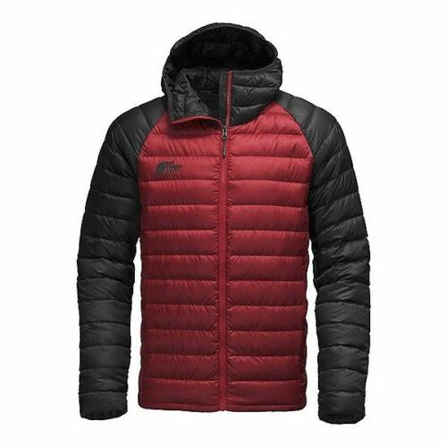 north face men s trevail hoodie jacket