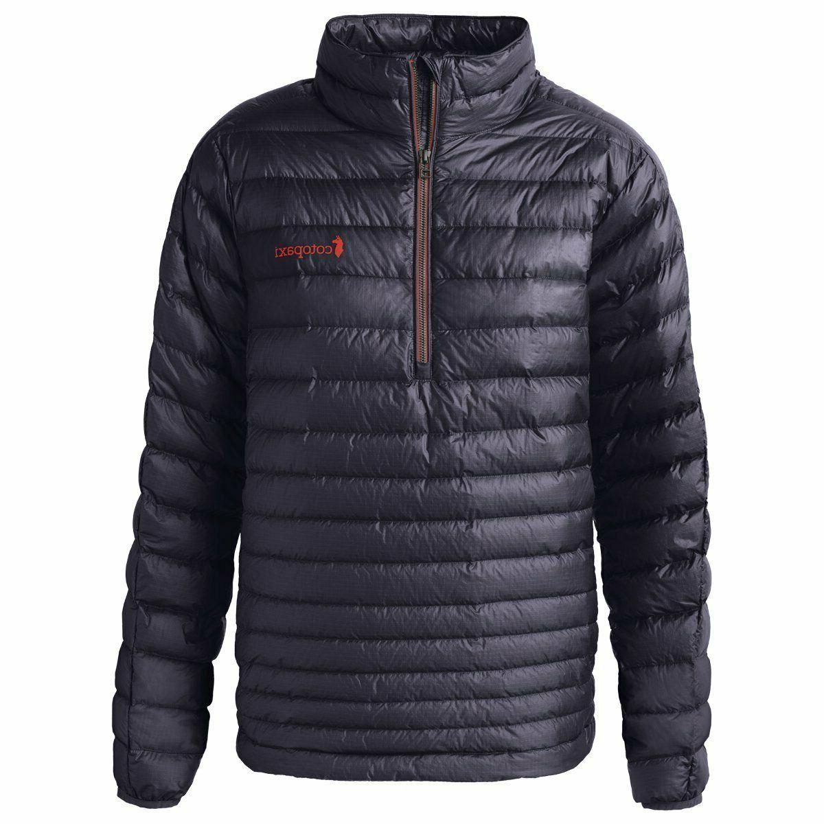 NWOT Cotopaxi Fuego Down Jacket Pullover Coat