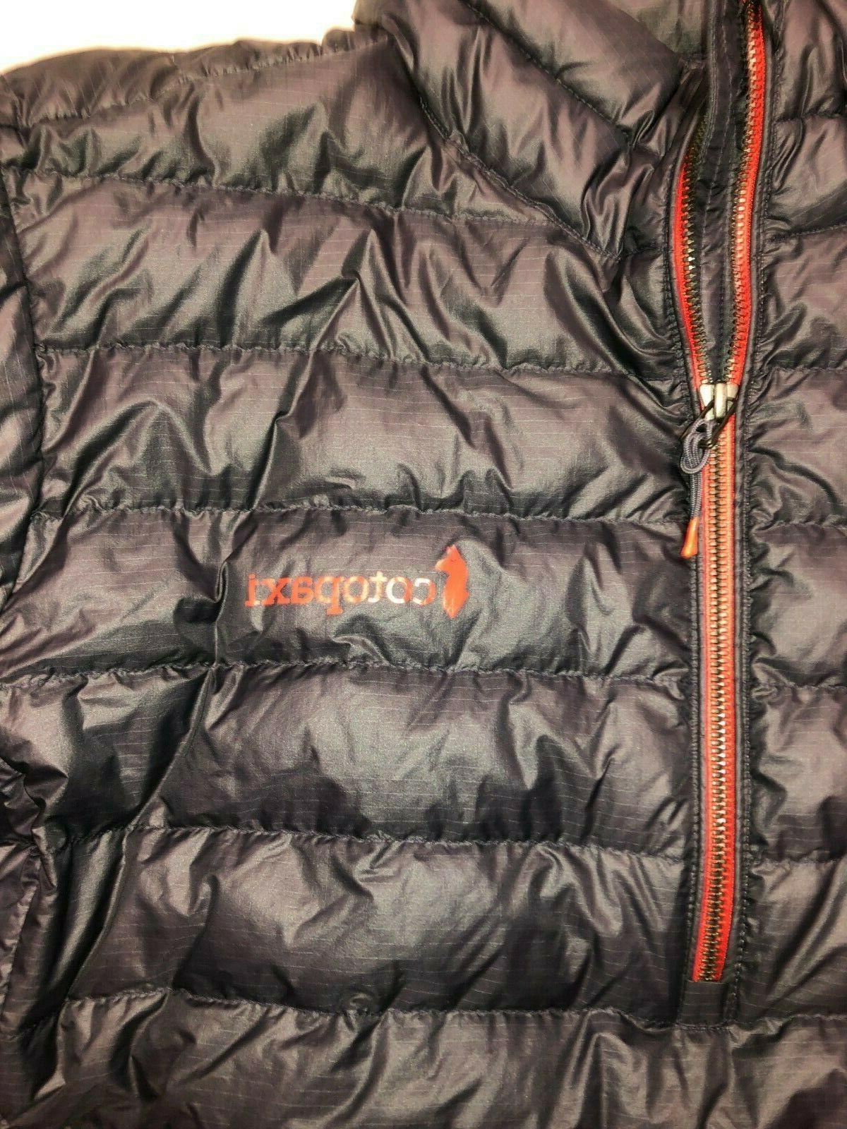 NWOT Fuego Down Jacket Coat Size