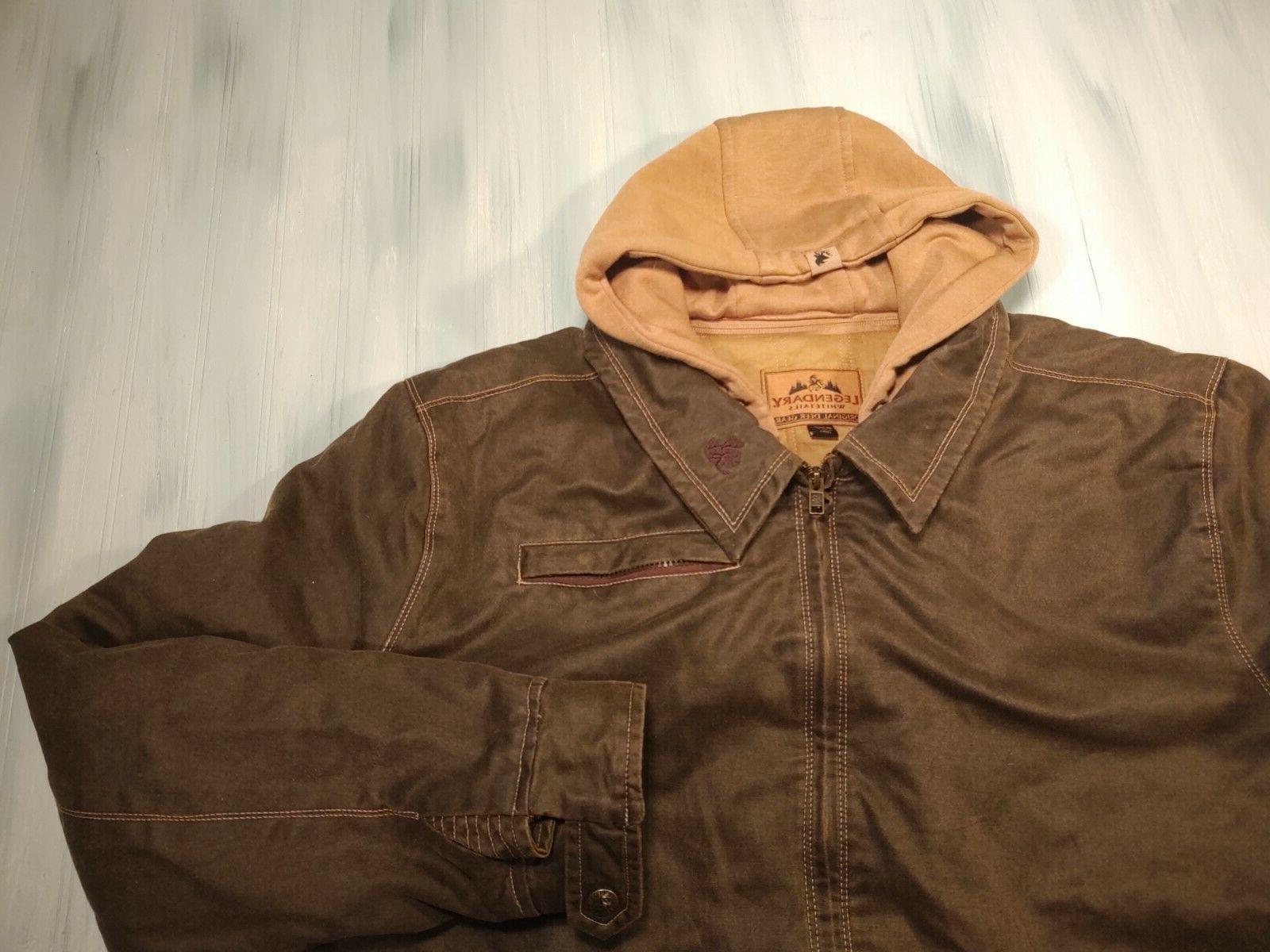 2xl Rugged Full Dakota Jacket
